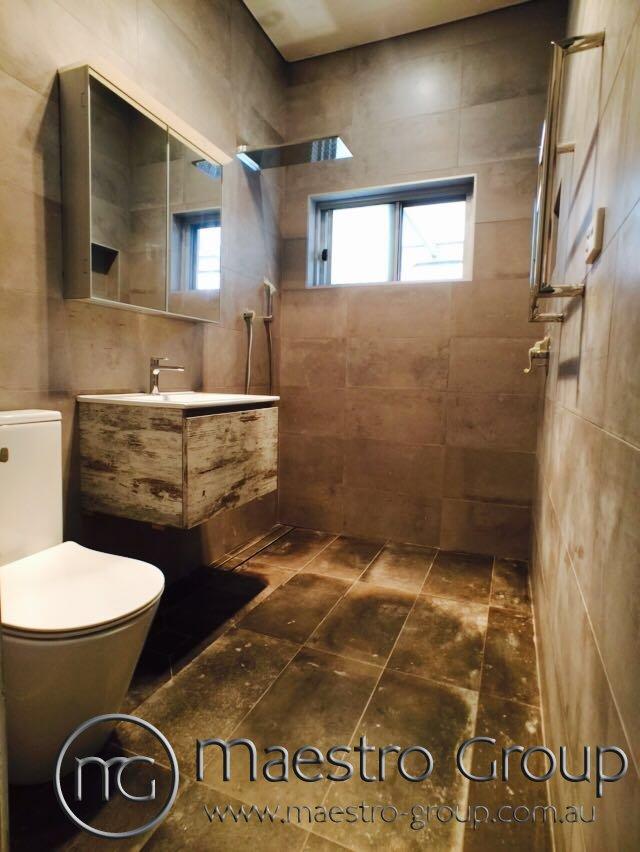 Bathroom Maroubra